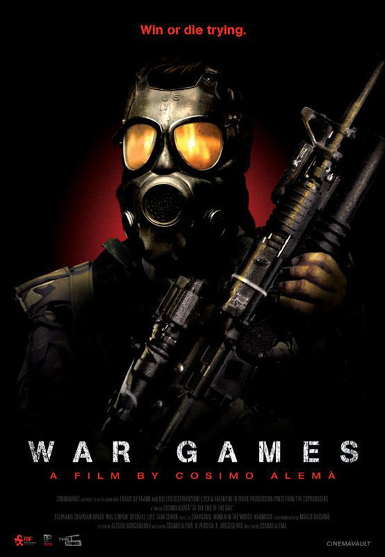 War Games (At the End of the Day) Poster #1
