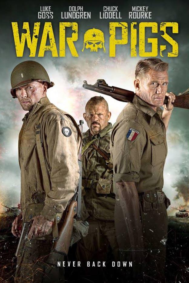 War Pigs Poster #2