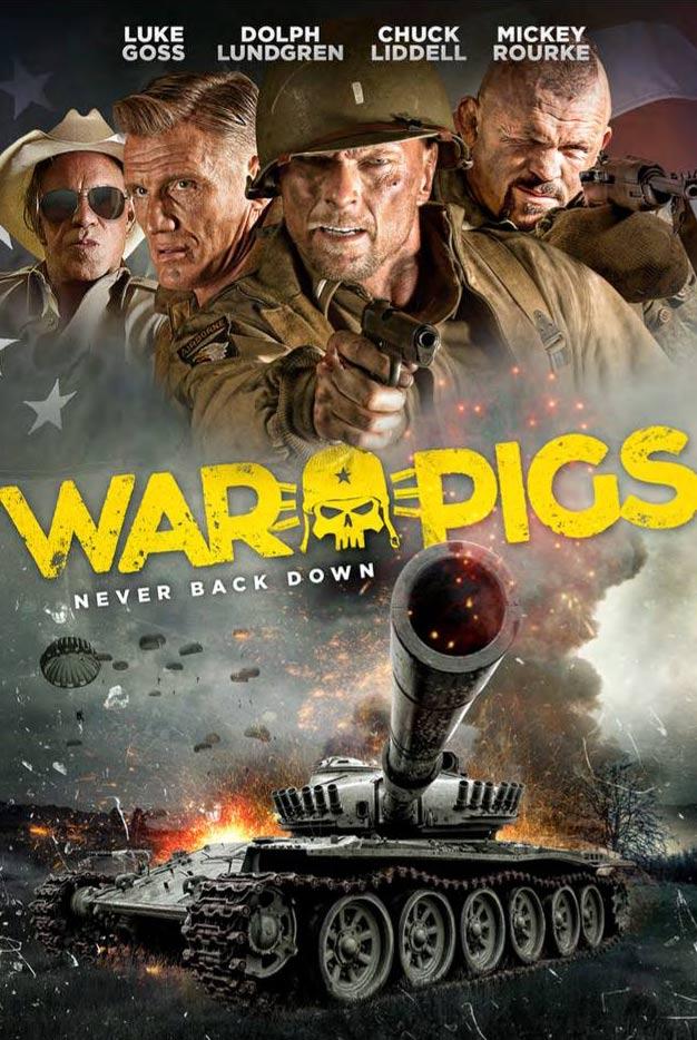 War Pigs Poster #3