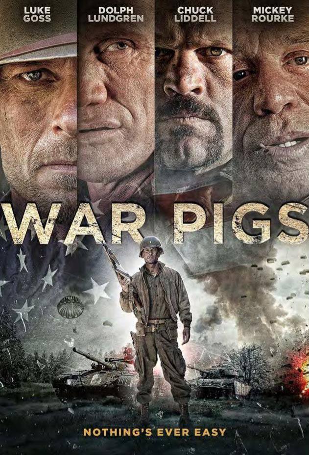 War Pigs Poster #1