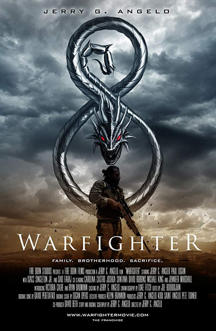 Warfighter Poster #1
