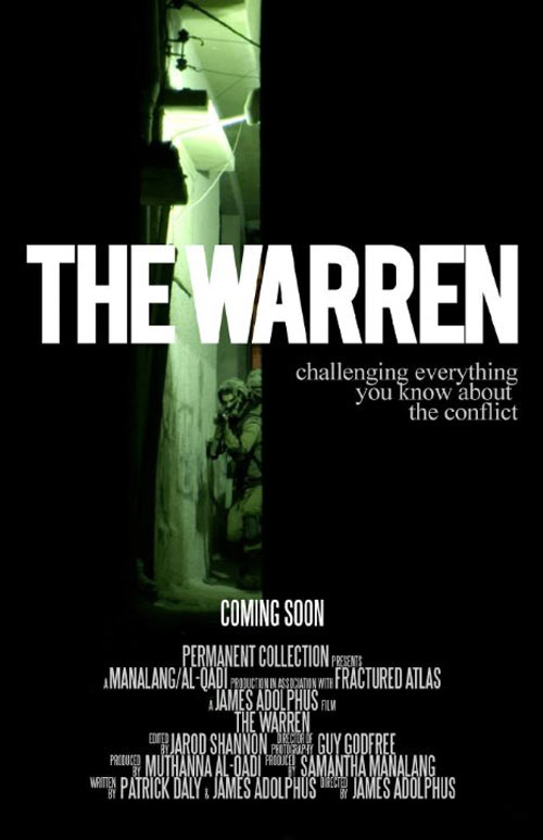The Warren Poster #1