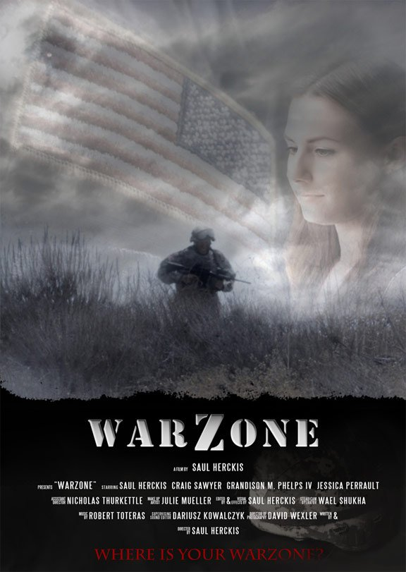 warZone Poster #1
