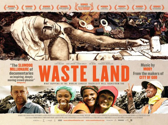Waste Land Poster #3