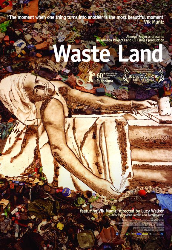 Waste Land Poster #1