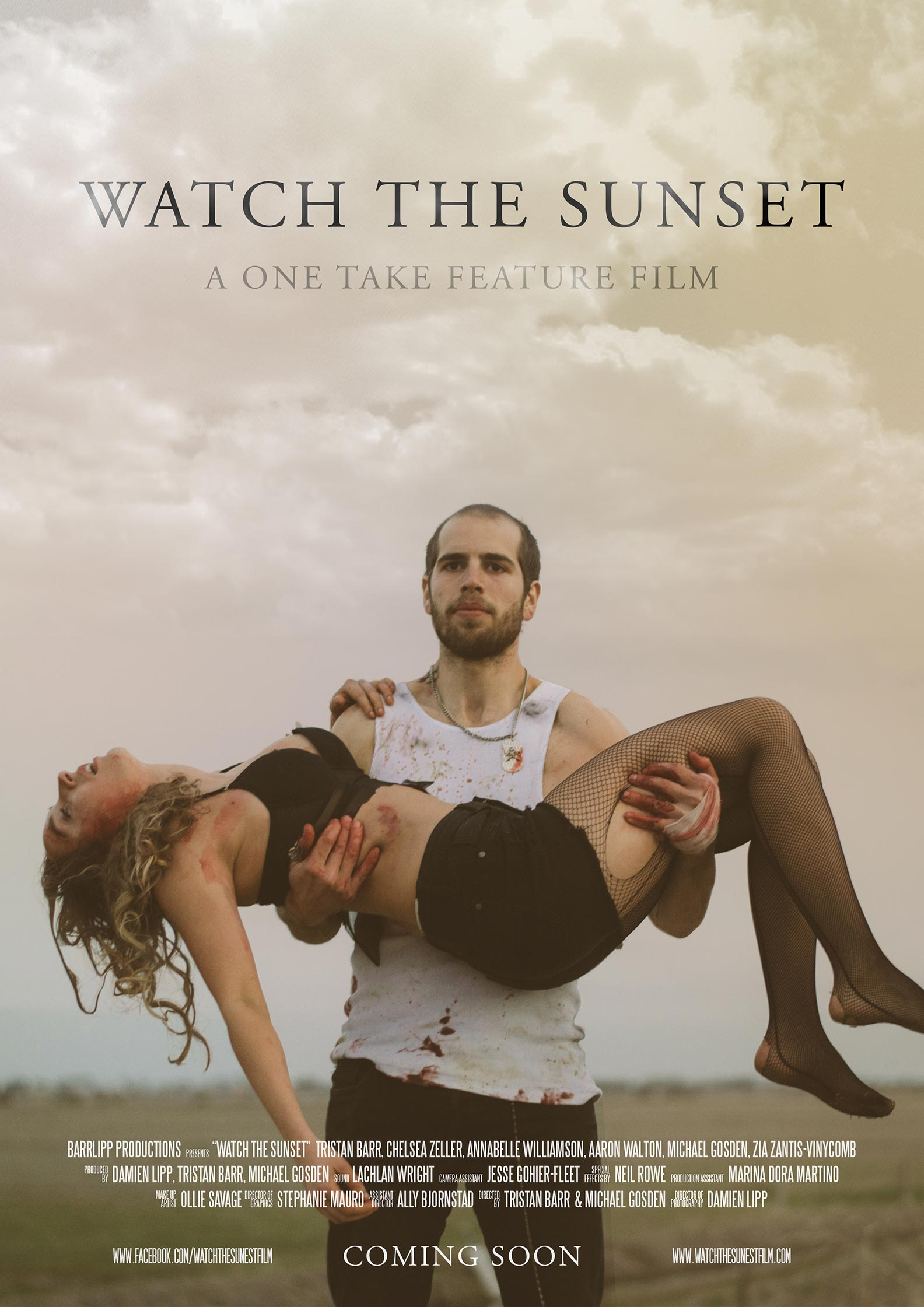 Watch the Sunset Poster #1