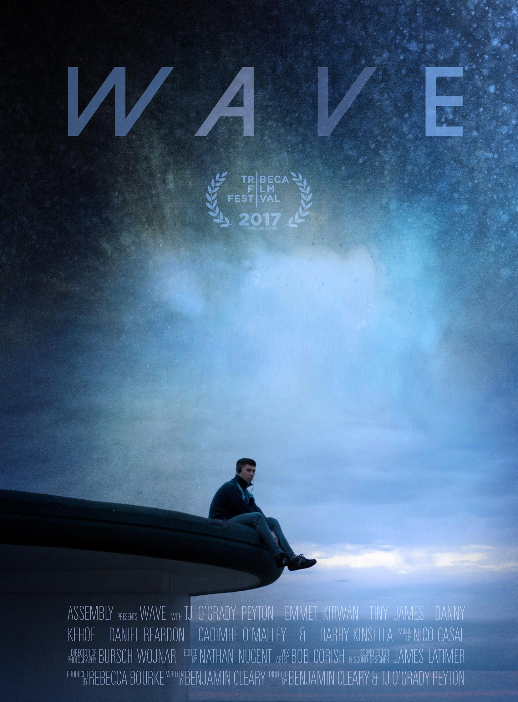 Wave Poster #1