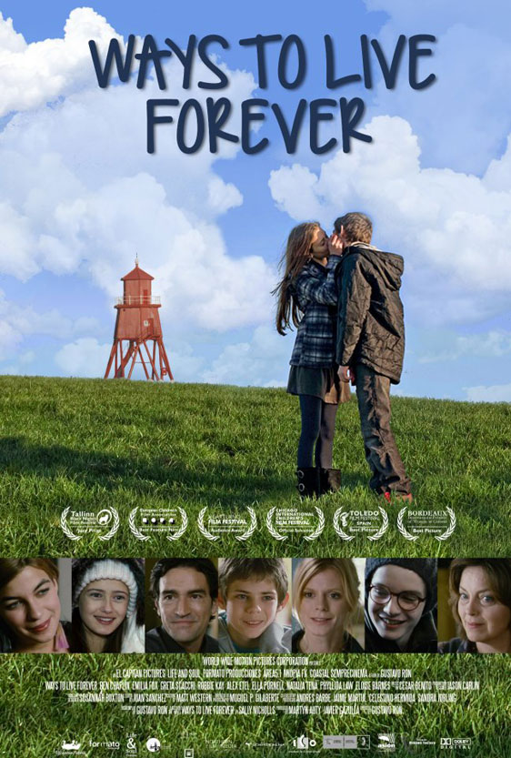 Ways to Live Forever Poster #1