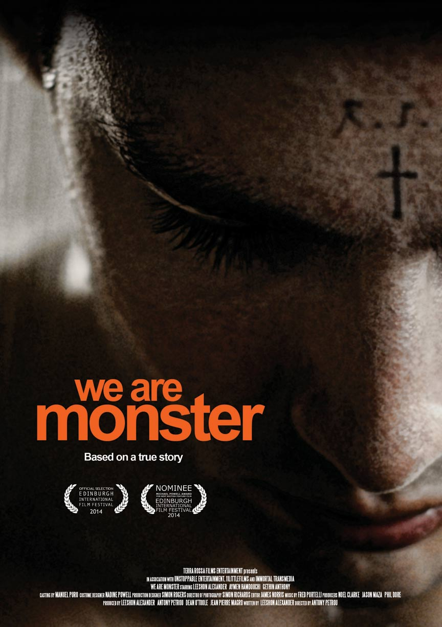 We are Monster Poster #1