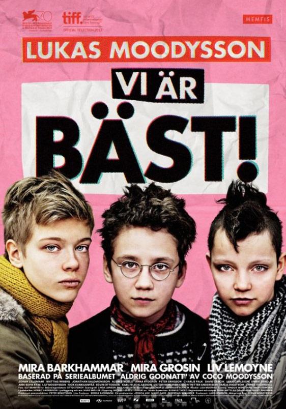 We are the Best! (Vi är bäst!) Poster #2