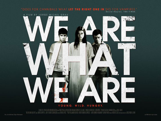 We Are What We Are (Somos Lo Que Hay) Poster #4
