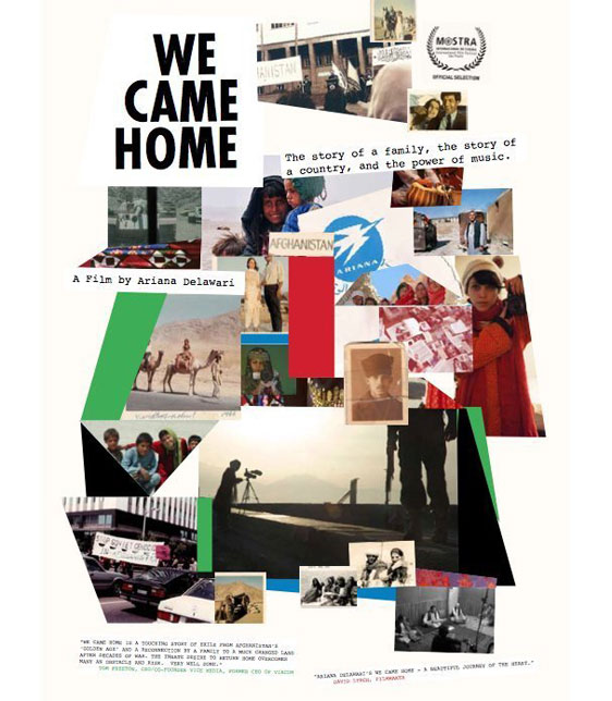 We Came Home Poster #1