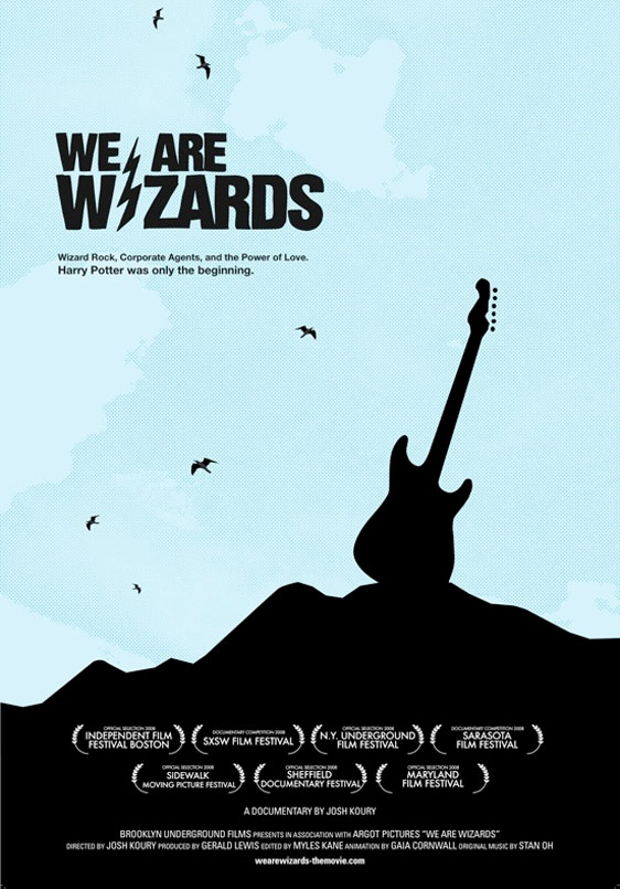 We Are Wizards Poster #1