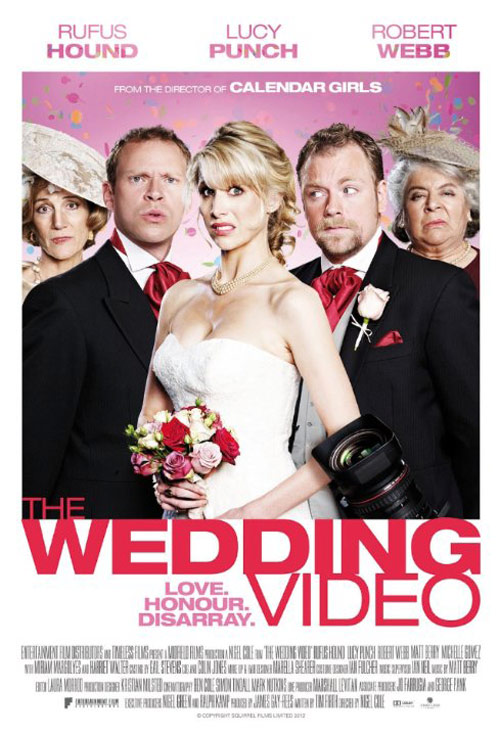 The Wedding Video Poster #1