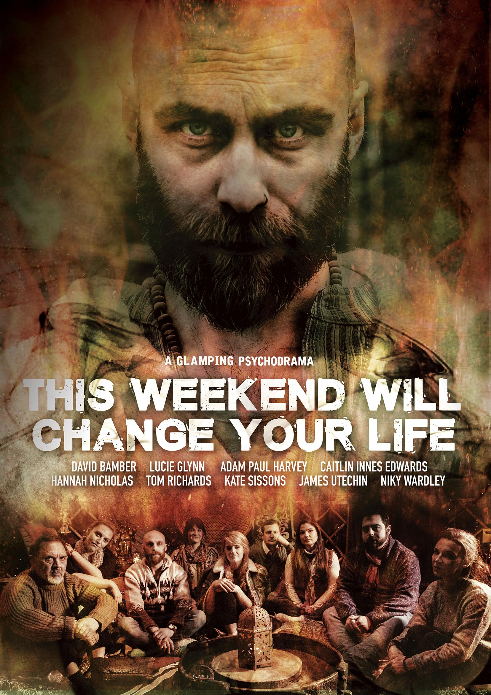 This Weekend Will Change Your Life Poster #1