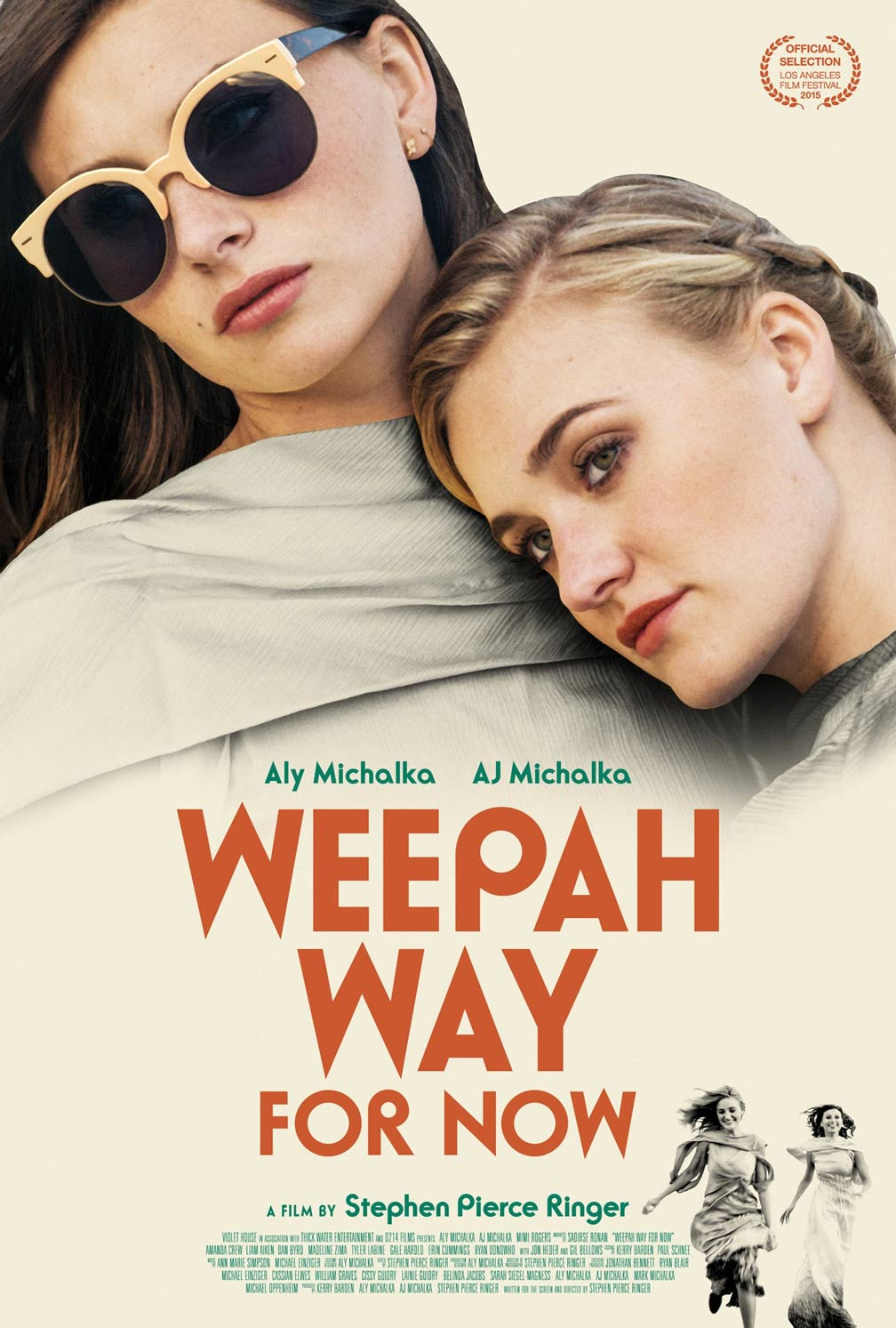 Weepah Way for Now Poster #1