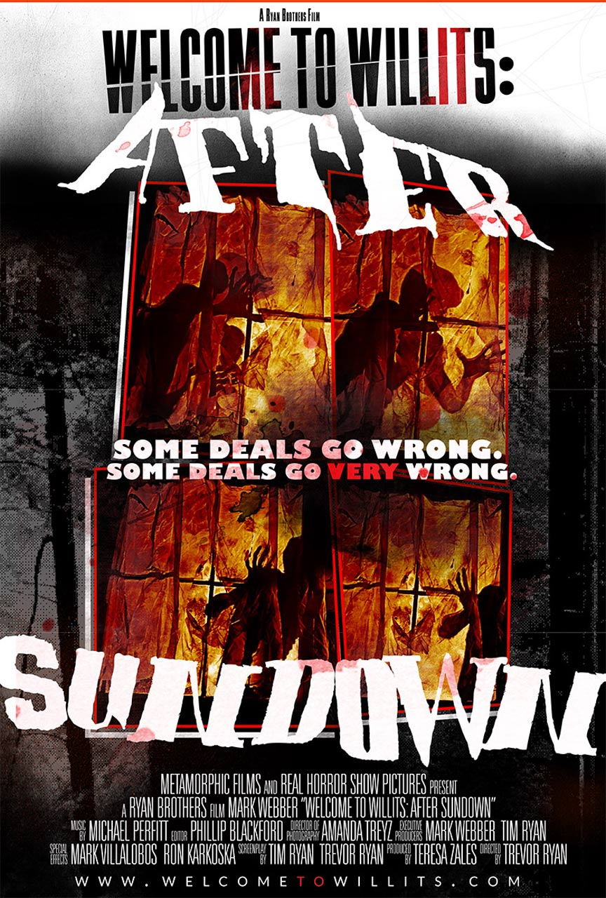 Welcome to Willits: After Sundown Poster #1