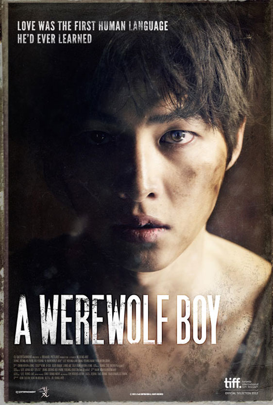 A Werewolf Boy (Neuk-dae-so-nyeon) Poster #1