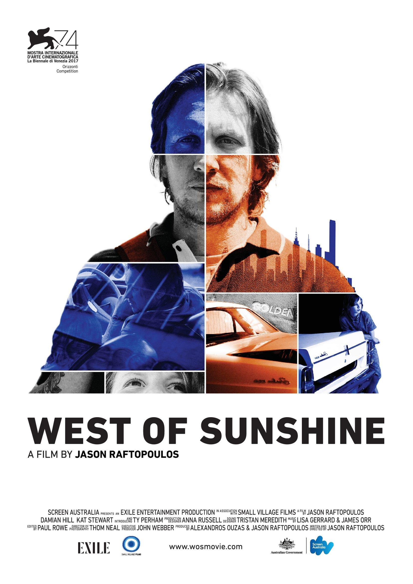 West of Sunshine Poster #1