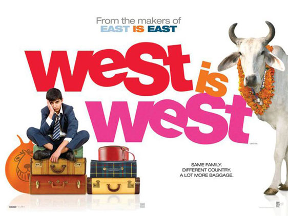 West is West Poster #1