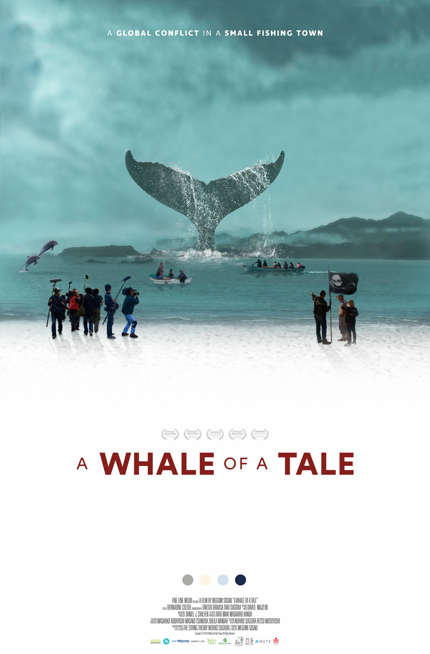 A Whale of a Tale Poster #1