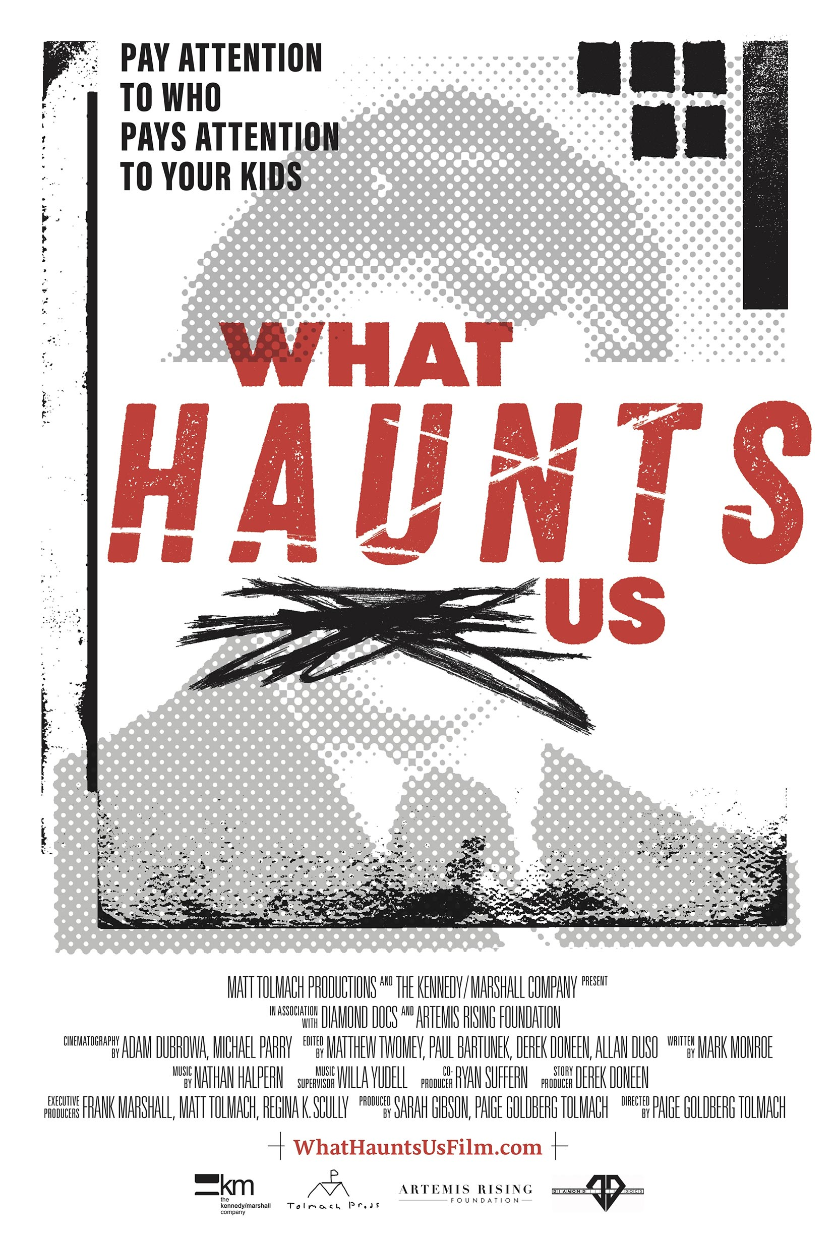What Haunts Us Poster #1