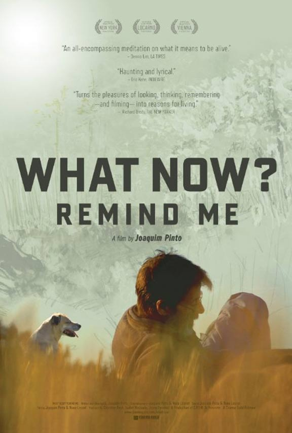 What Now? Remind Me Poster #1