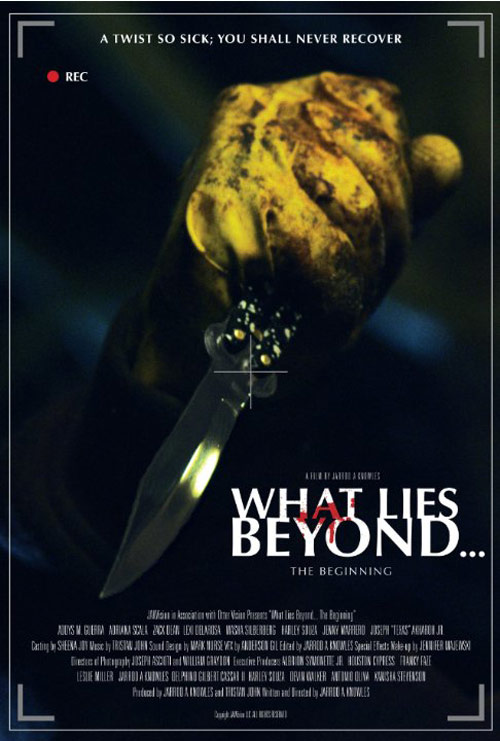 What Lies Beyond... The Beginning Poster #1