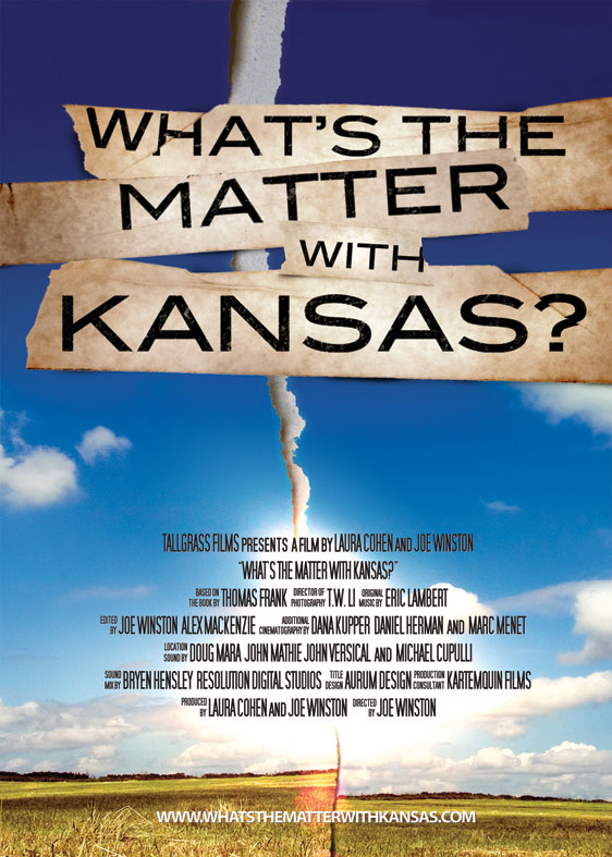 What's the Matter with Kansas? Poster #1