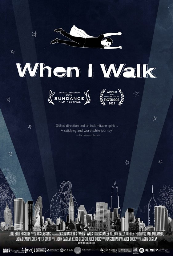 When I Walk Poster #1