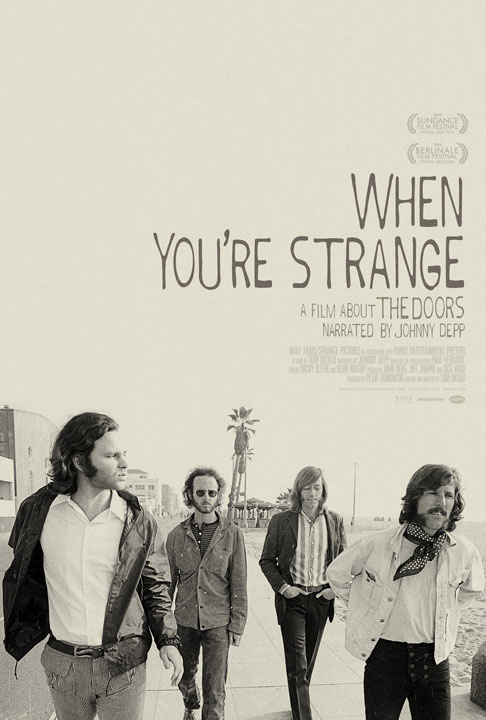 When You're Strange Poster #1