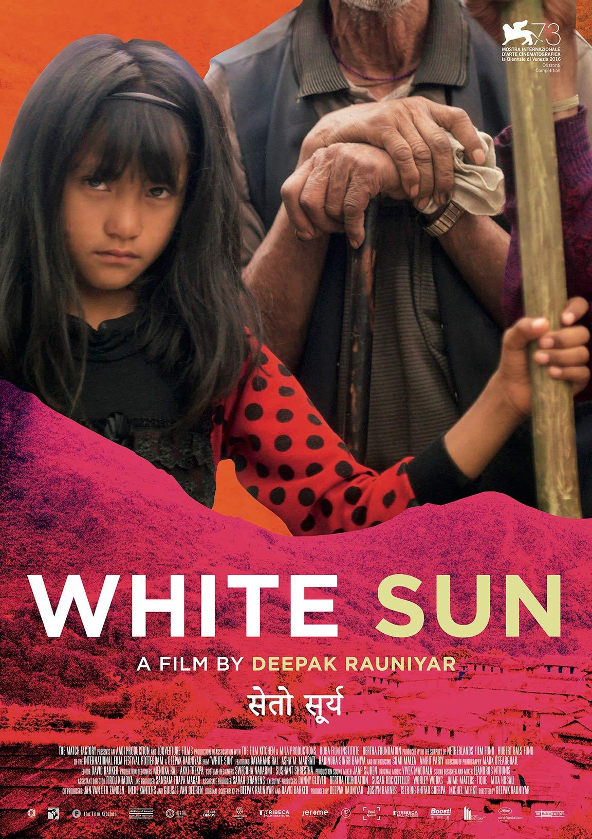 White Sun Poster #1