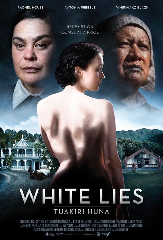 White Lies Poster #1