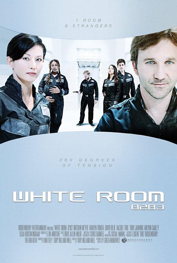 White Room: 02B3 Poster #1