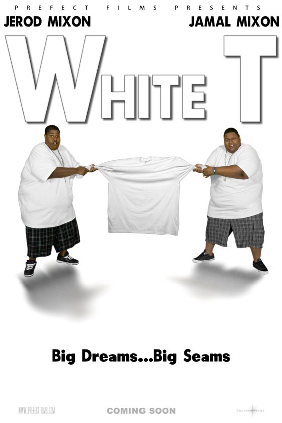 White T Poster #1