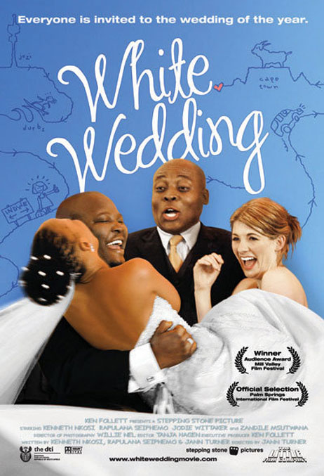 White Wedding Poster #1