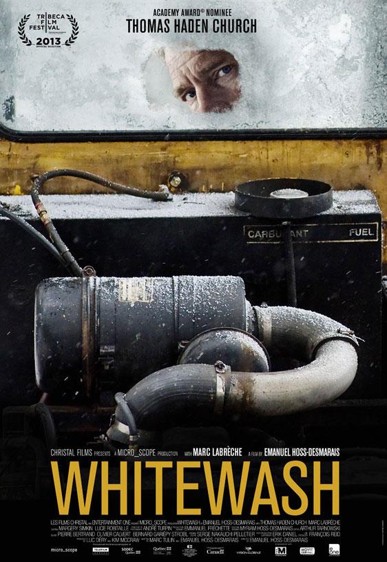 Whitewash Poster #1