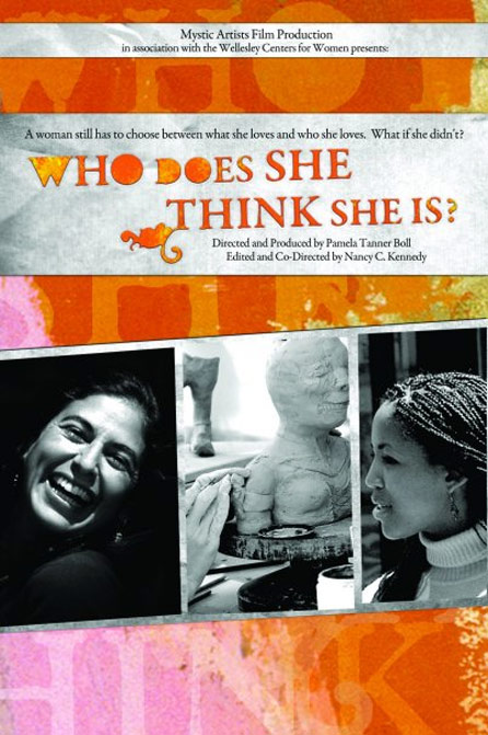 Who Does She Think She Is? Poster #1