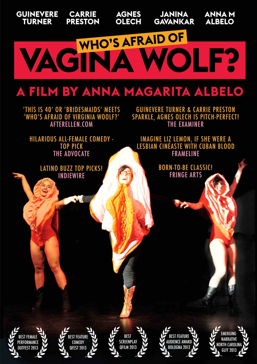Who's Afraid of Vagina Wolf? Poster #1