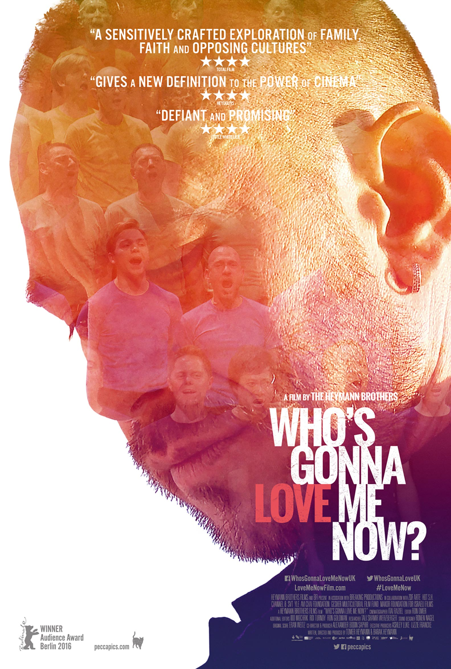 Who's Gonna Love Me Now? Poster #1