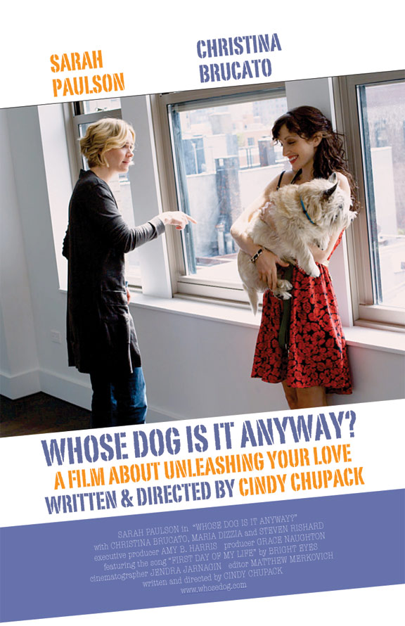 Whose Dog Is It Anyway? Poster #1