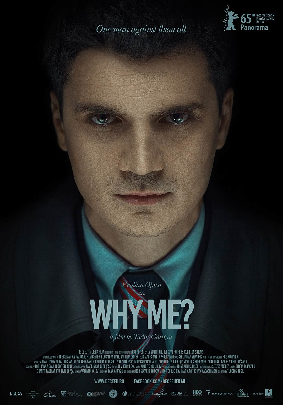 Why Me? Poster #1