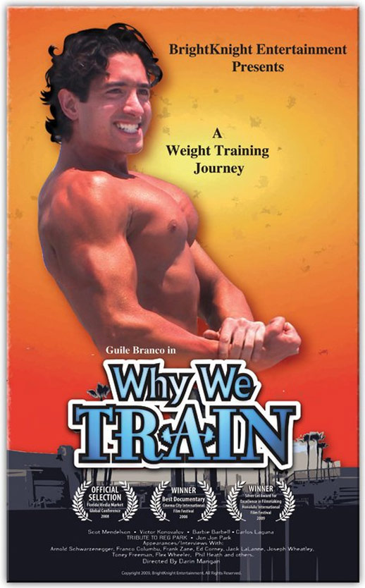 Why We Train Poster #1