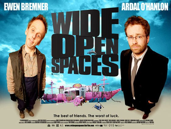 Wide Open Spaces Poster #1