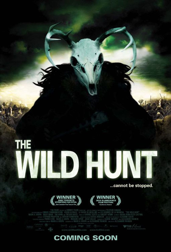 The Wild Hunt Poster #1