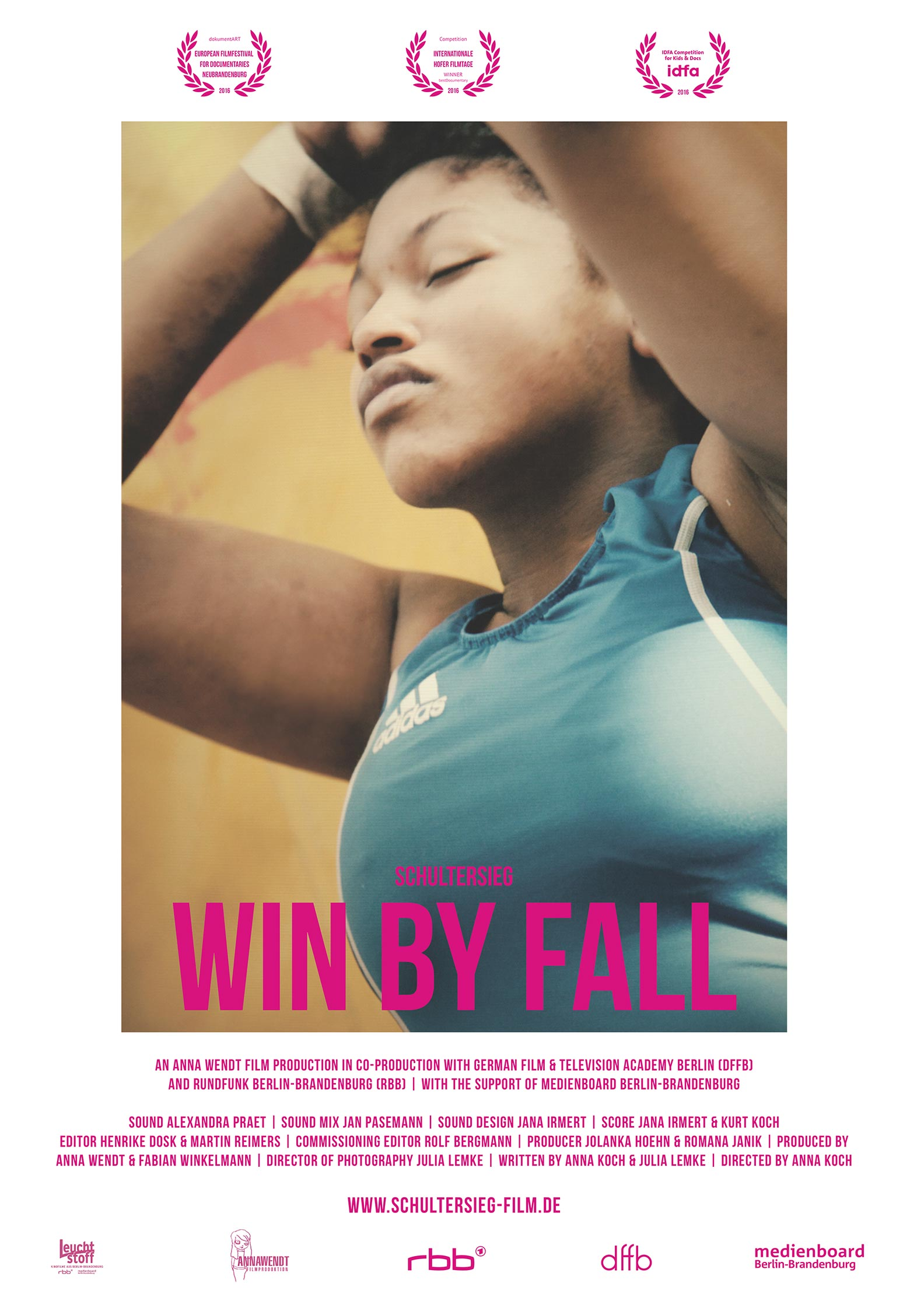 Win by Fall Poster #1