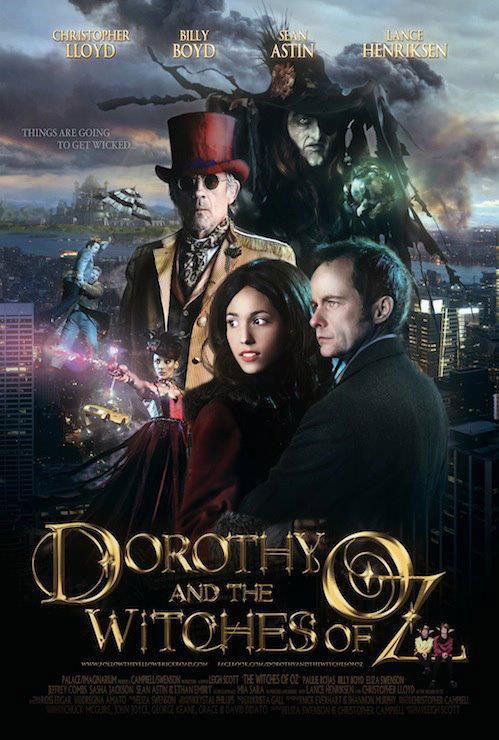 Dorothy and The Witches of Oz Poster #2