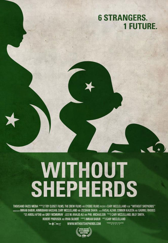 Without Shepherds Poster #1