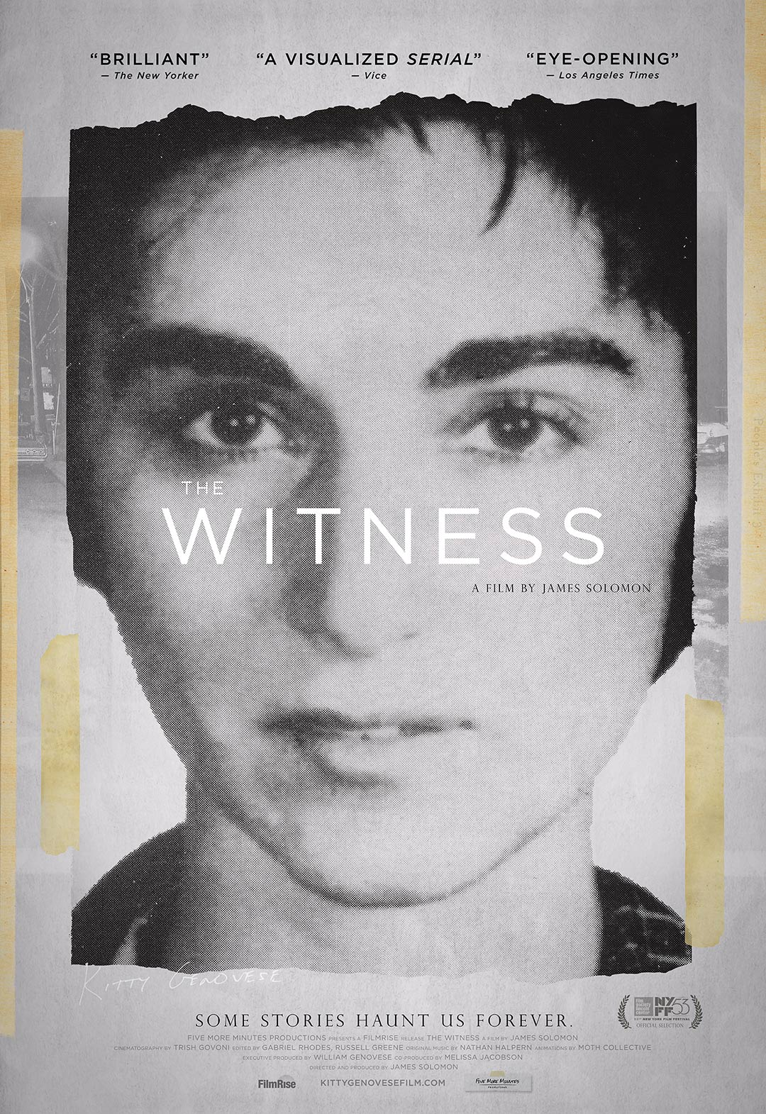 The Witness Poster #1