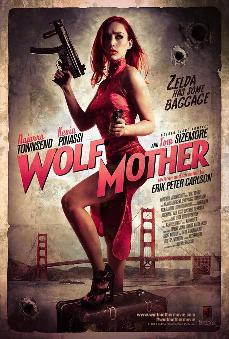 Wolf Mother Poster #1